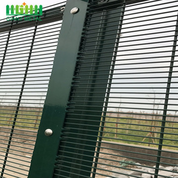 PVC Coated 358 High Security Fence Prison Fence