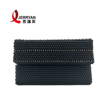 Ladies Black Evening Bags Wedding Clutches Online