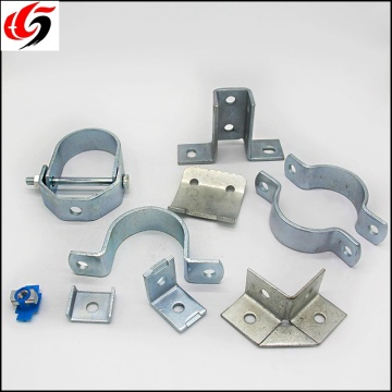 Pipe Clamp Steel Round Tube Clamp Types