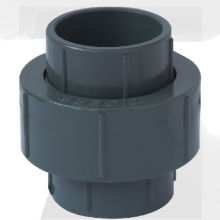 NBR5648 Water Supply Upvc Union Grey Color