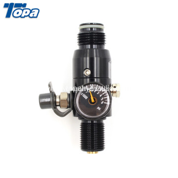Paintball co2 tank accessories compressed air tank regulator