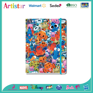 DISNEY EMOJI colorful notebook