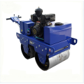 Hot sale construction machine 0.5 ton vibrating road roller