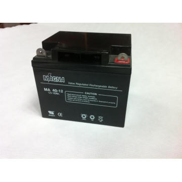 12V 40Ah VRLA AGM/SLA Batteries