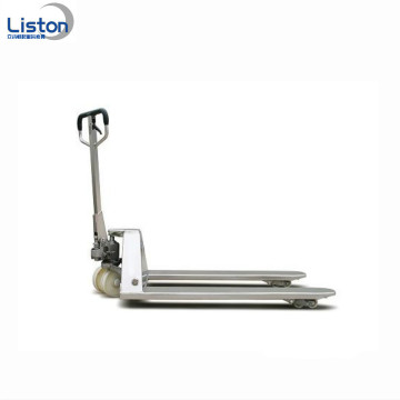 Available Quality 2.5Ton Steel Pallet Truck Manual
