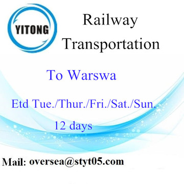 Railway Transportation to  Warsaw