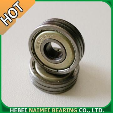 Small Deep Groove Ball Bearings 608 with Grooves