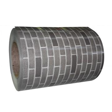 Brick color coated steel coils