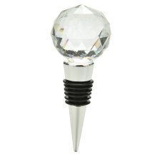 Hot 1Pcs Big Diamond Crystal Wine Stopper Wine Bottle Opener Bar Tools&Accessories Wedding Favors Party Supplies Kitchen Tools