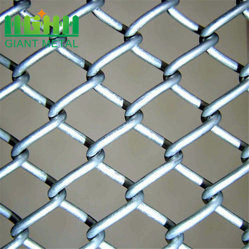 Landscaping Fencing Pvc Coated Chain Link fencing