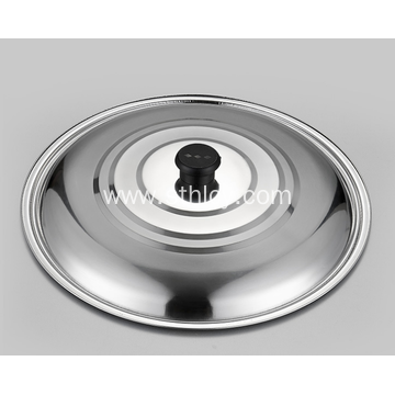 Strong And Durable Stainless Steel Pot Cover