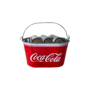10QT Ice Bucket with Dexterous handles