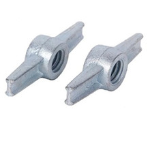30-50mm 130mm adjustable base screw jack handle nut