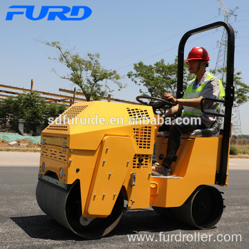 Vibratory Rollers Capacity Earth Roller Compactor (FYL-860)