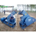 wood chipping industrial shredder tree shredding machine