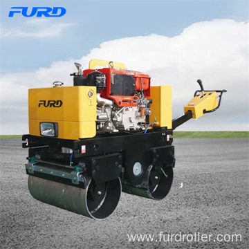 Hot Sale Hand Operated Road Rollers Used for Asphalt Road