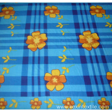 Polyester blue cheap 1.5X2m polar fleece blanket