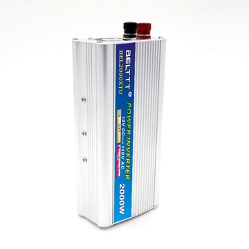 2000W DC to AC Power Inverter for Car