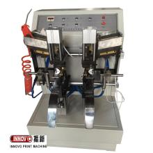 Four-heads bag punching eyelet machine