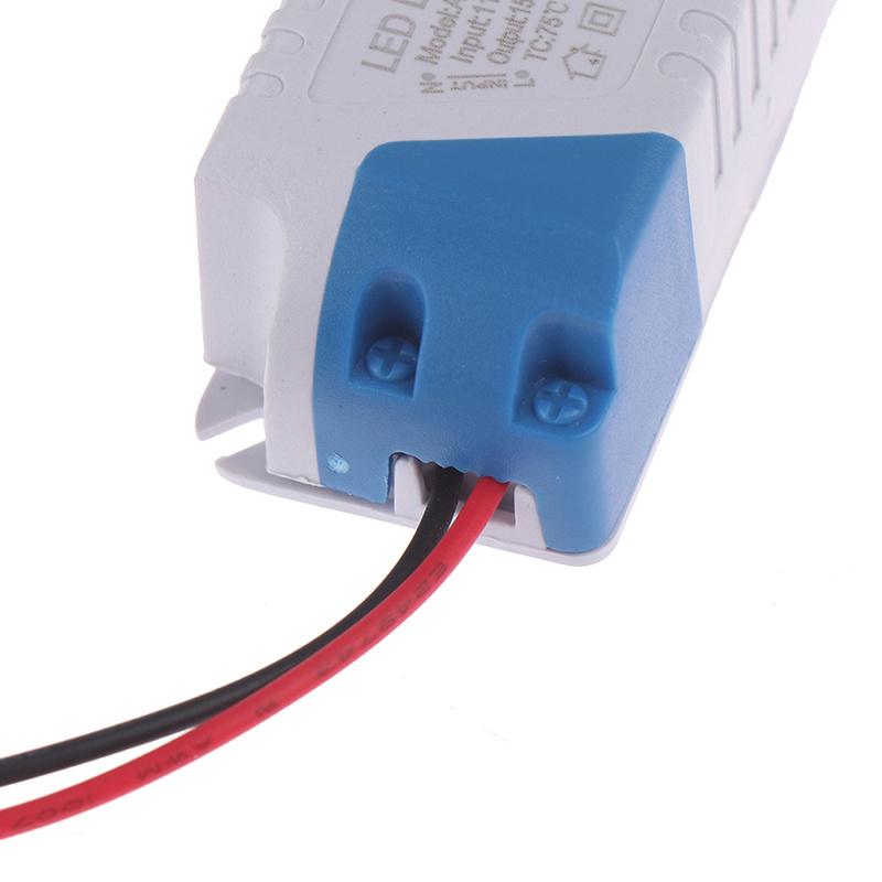 Hot New EU LED Driver 1W 3W 5W 10W 20W 30W 36W 50W 100W 300-1500mA Waterproof Lighting Transformers DIY Lamp Power Supply