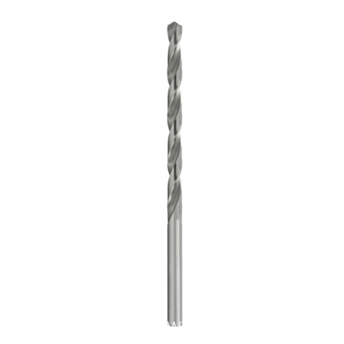 DIN340 Bright Fully Ground HSS Twist Drill Bit