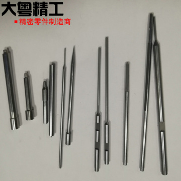 Customized thin shafts and short shafts & mandrel