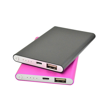 Vendita calda power bank 5000mah power bank