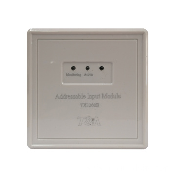 Fire Alarming Addressable Input Module