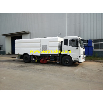 10cbm 4x2 Airport Sweeping Vehicles