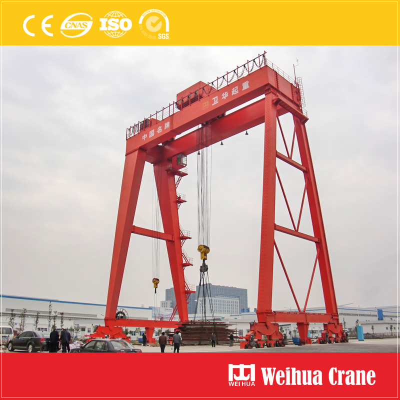 Double Girder Gantry Crane High