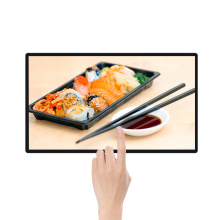 Wall mount 49 inch touch AIO PC