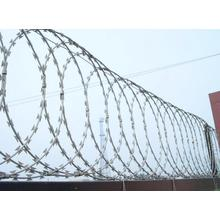 Custom High Security Concertina Razor Barbed Tape Wire