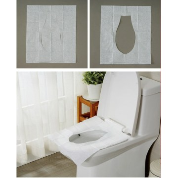Disposable Recycled Toilet Paper Seat Cover