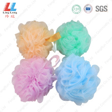Stunning charming pretty mesh bath ball