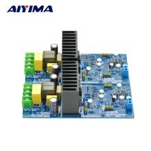 Aiyma 2pcs Assembled L15D Amplfiier Board Digital Audio Power Amplifier Kit IRS2092 IRFI4019H