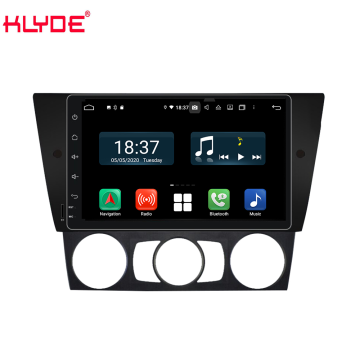 Android auto car dvd for BMW X5 E53