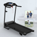 JK1603E Running Machine Homeuse Manual Folding Treadmill