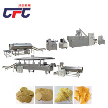 triangular sample production line