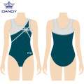 Cheap comp sleeveless leotard