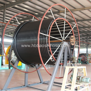 High Pressure Transmission Offshore Flexible Composite Pipe