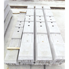 Prestressed Concrete Type IIIqc Sleepers for Railway
