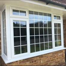 Lingyin Construction Materials Ltd aluminum casement windows aluminum window price for nepal market