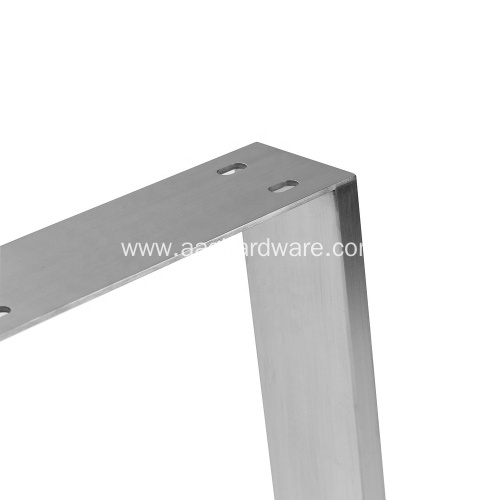 Heavy Duty Industrial Modern SS Table Leg