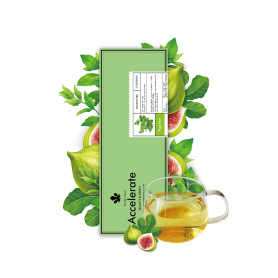 ACCELERATE Mint Fig Tea