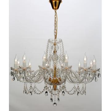European style Classic Design Dining room Crystal Chandelier