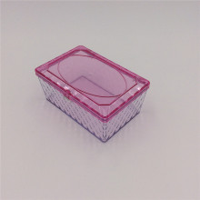 jewelry storage plastic boxes small