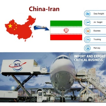 Honest and Happy Air Freight Air Cargo shipping to Tehran Iran