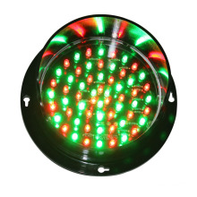 125mm red green 24v traffic light module