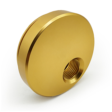 Brass Metal Parts CNC Machining Services