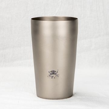 Pure Titanium Beer cup 500ml